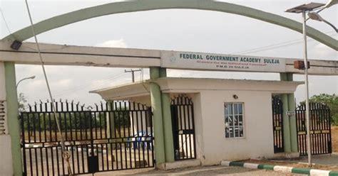 fga suleja examination results merit admission list