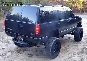 1999 Gmc Yukon Moto Metal 962 2 Suspension Lift 6in Body 3in