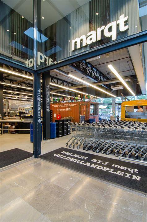 marqt supermarket  amsterdam  standard studio