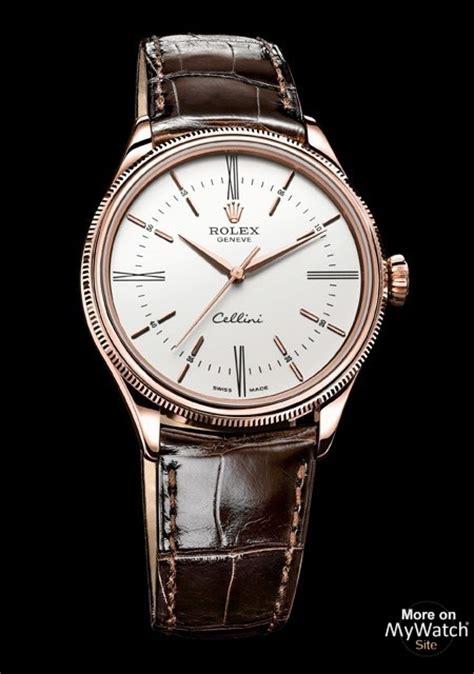 Watch Rolex Cellini Time | Cellini 50505 Everose Gold ...