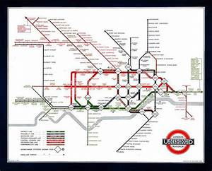 The History Of The Tube Map
