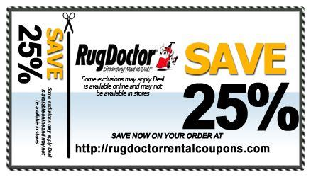 Rug Dr Coupons by 17 Best Images About Rug Doctor Rental Coupons On