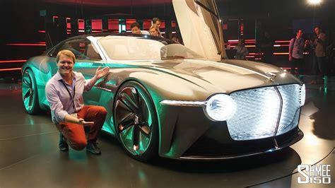 check  bentleys newest car exp  gt