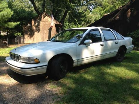 how to sell used cars 1994 chevrolet caprice free book repair manuals 1994 chevrolet caprice sell used 1994 chevrolet caprice 9c1 police car in mahwah new jersey united states for us