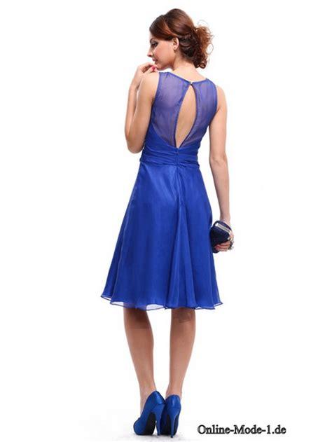 dunkelblau kleid