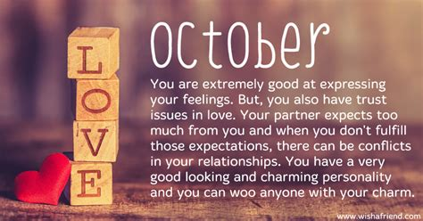 birth month    love life