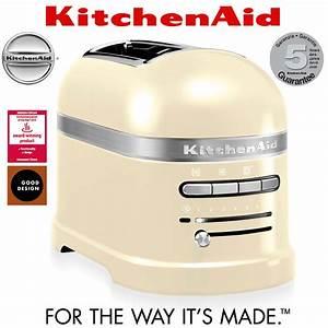 Kitchen Aid Toaster : kitchenaid artisan 2 slot toaster almond cream cookfunky ~ Yasmunasinghe.com Haus und Dekorationen