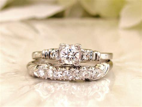 wedding rings sets platinum platinum engagement ring 0 66ctw wedding ring