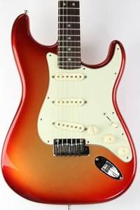 2015 Fender American Deluxe Stratocaster Sunset Metallic