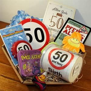 Geschenk Für 50 Geburtstag : 50 geburtstag geschenk mann geschenkidee ~ Jslefanu.com Haus und Dekorationen