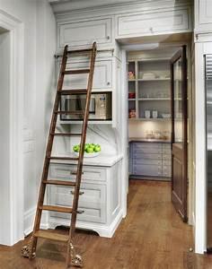 Going Vertical In Your Kitchen Interior Design
