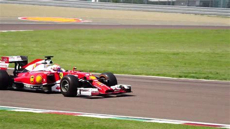 Det er tross alt de som har sørget for at vi i dag har biler som lamborghini, maserati og ikke minst ferrari. Ferrari Formule 1 Test Track at Fiorano with Antonio Fuoco (Ferrari Academy) (May 2016) - YouTube