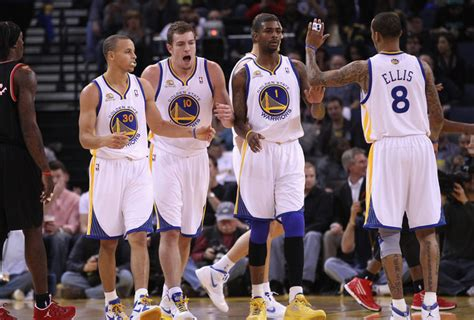 Golden State Warriors: 5 Starting Lineups the Team Should ...