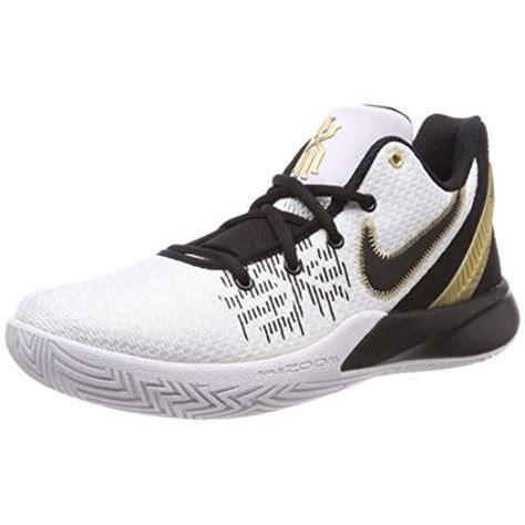 shop nike mens kyrie flytrap ii basketball shoes white