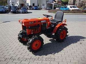 Mini Schlepper Gebraucht : kleintraktor traktor kubota b6001 neu lackiert mini ~ Jslefanu.com Haus und Dekorationen