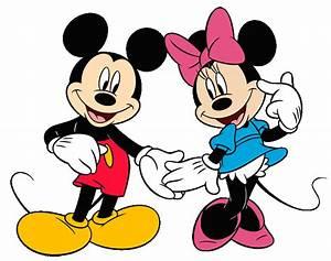 Micky Maus Und Minnie Maus : mickey minnie mouse clip art 4 disney clip art galore ~ Orissabook.com Haus und Dekorationen