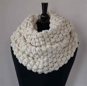 Free Chunky Infinity Scarf Knitting Pattern