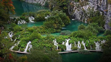 Plitvice Lakes National Park Lonely Planet Beautiful