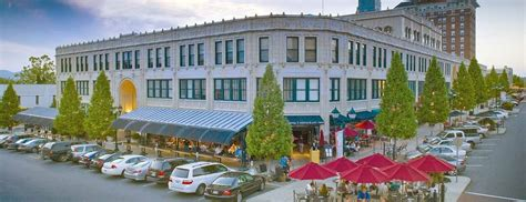 Historic Grove Arcade In Downtown Asheville Nc Offers