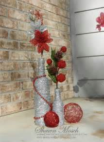 wine bottle diy christmas decor favecrafts com