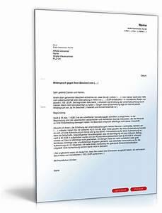 Widerspruch Gegen Baugenehmigung Muster : widerspruch berzahlung alg ii vorlage zum download ~ Lizthompson.info Haus und Dekorationen