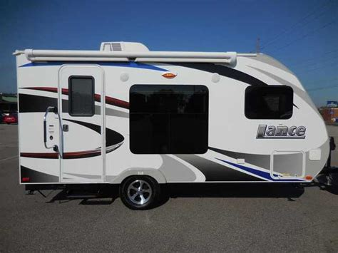 2016 New Lance 1475 New Floor Plan Travel Trailer In North