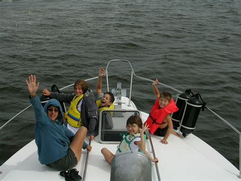 Boat Driving Or Riding by Riding On Bow Let S Say For Boats Over 30 Feet Loa Or