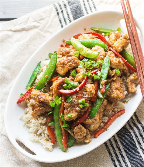 mongolian chicken easy mongolian chicken recipe popsugar food