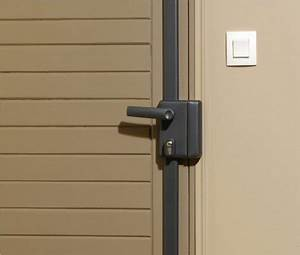 comment choisir sa serrure leroy merlin With porte de garage basculante avec portillon pour changer serrure porte d entrée 3 points