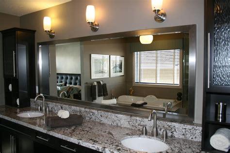 ideas  large mirrors  bathroom walls mirror ideas