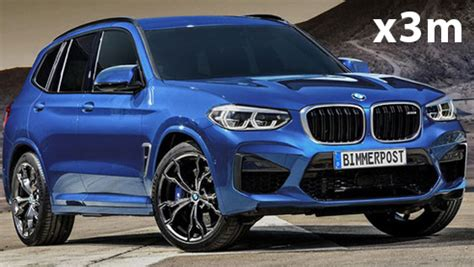 Bmw X3m Release Date by 2019 2020 Bmw X3m G01 And X4m G02 Release Or Launch Date