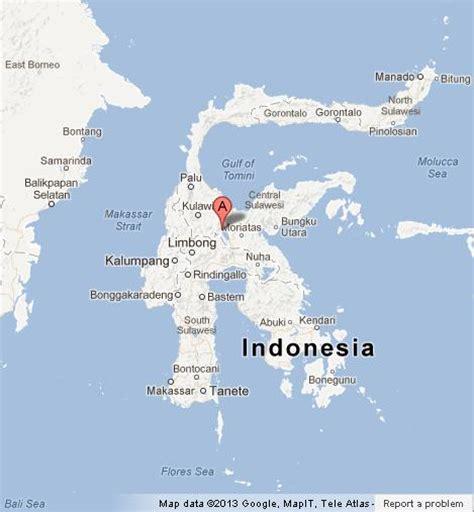 map  sulawesi