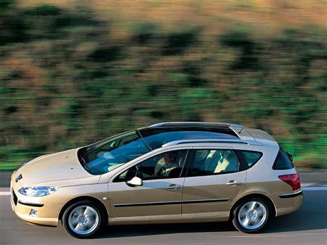 Peugeot 407 Sw Specs 2004 2005 2006 2007 2008 2009