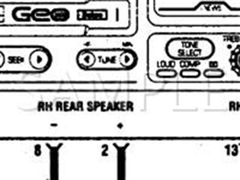 Repair Diagrams For Geo Metro Engine Transmission