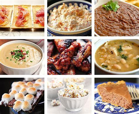 superbowl food super bowl food