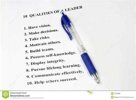 Ten Qualities Of A Leader Royalty Free Stock Photos. Letterhead Format In Word 2007 Template. Resume Cover Letter Online Template. Sample Student Cover Letters Template. Resume Work Experience Example Template. Social Work Cover Letters Samples Template. Mileage Calendar Template. Home Budgets Templates Vytxa. Product Price List Template
