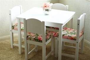 diy fancied up table and chairs ikea hack fancy
