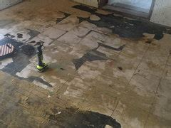 unwittingly removed asbestos floor tiles whats  deal
