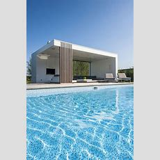 Best 25+ Modern Pool House Ideas On Pinterest  Cool