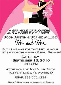 17 best images about wedding shower invitations on With jack and jill wedding shower invitations