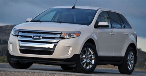 owners manual   ford edge owners manual