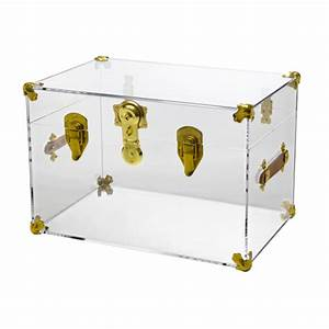 it39s what i love plexi craft With clear acrylic trunk coffee table