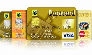 Cart U00e3o De Cr U00e9dito Banco Do Brasil