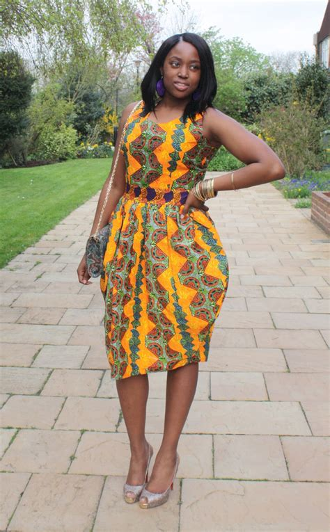Stunning African Traditional Dresses - 4Fashion