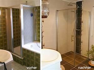 Kleines Bad Renovieren Vorher Nachher : badsanierung heizung sanit r schopf ~ Articles-book.com Haus und Dekorationen