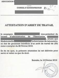 Sortie Autorisée Arret Maladie : eregulations mali ~ Medecine-chirurgie-esthetiques.com Avis de Voitures