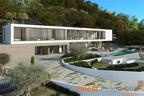 Modernes Haus Kaufen Mallorca by Moderne Neubau Villa Auf Mallorca Kaufen In Vida