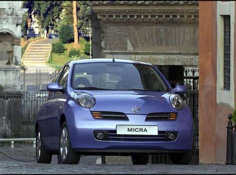 Nissan Micra (k12)  Технически данни и характеристики