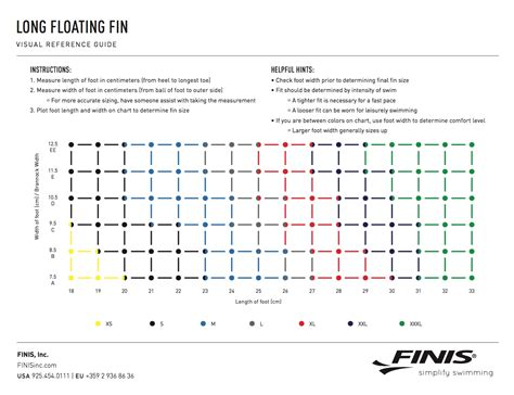 Finis Fins Size Chart Living Room Colors That Go With Brown Furniture Shades Of Green Paint For Modern Decoration Ideas Dining Table Extension Slides Canvas Art Candice Olson Country French Rooms Decorating Your