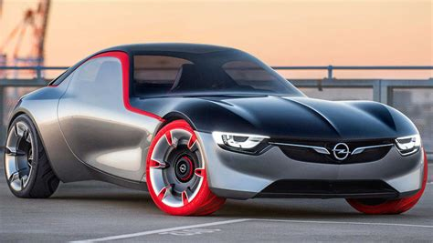 Opel Car by Holden Built Opel Gt Wows Geneva Car News Carsguide